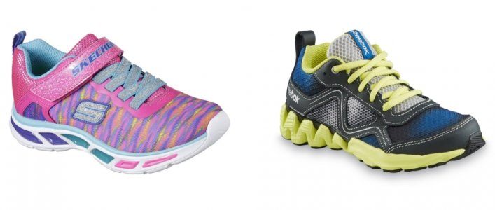 Reebok & Sketchers Shoes From $13