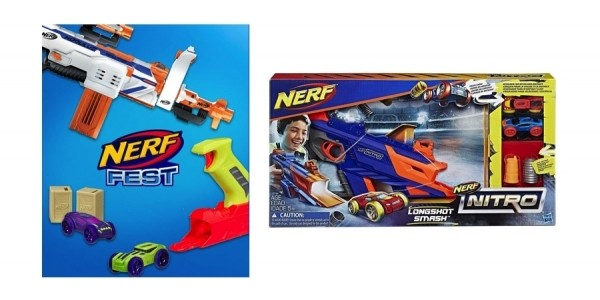 Free Nerf Fest Event 8/26 @ Toys R Us