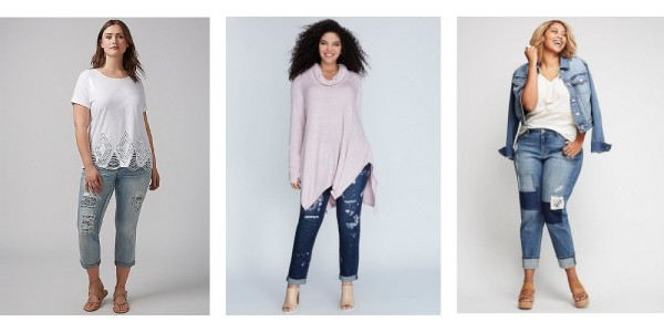 Today Only! Extra 50% Off Clearance + Save An Additional $25 Or More @ Lane Bryant