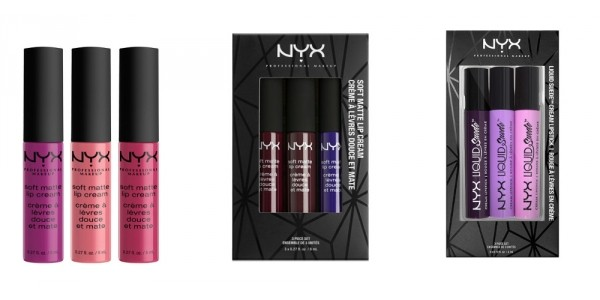 NYX 3 Piece Lip Sets $6 Shipped (Reg. $12) @ Macy's
