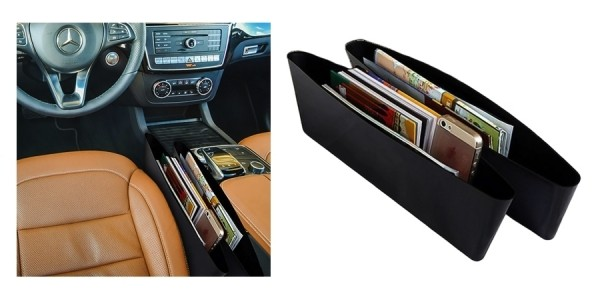 2-Pack Car Seat Catcher Pocket Organizer $10 Shipped @ Tanga