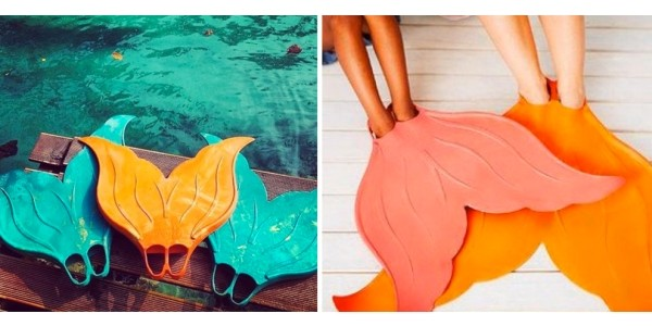 Mahina Mermaid Swimming Fins $39 (w/ Code) @ Jet.com