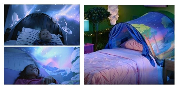 DreamTents Fun Fantasy Light Up Bed Tents $20 @ Toys R Us