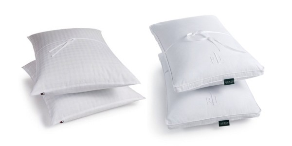 2-Pack Designer Bed Pillows Just $9.99 @ Macy's