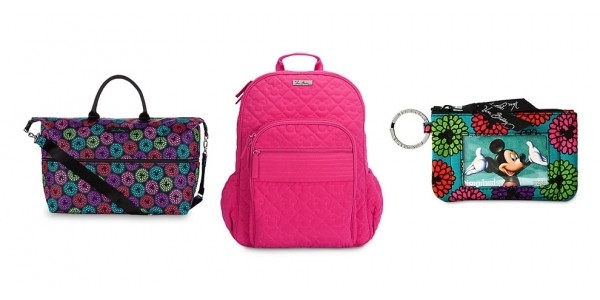 Today Only: 30% Off Vera Bradley Disney Collection @ Disney Store