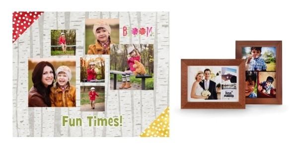 Free 8x10 Collage Print w/ Code @ CVS