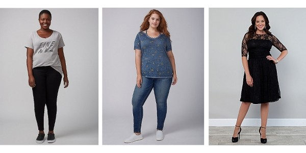 Up To 75% Off Clearance + BOGO For $5 + $50 Off Purchase @ Lane Bryant
