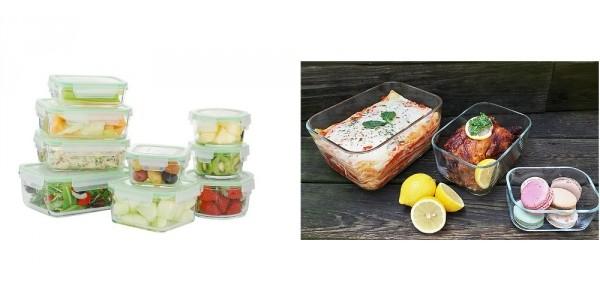 Oven-Safe Storage Container Set $32 (Reg. $96) @ Zulily