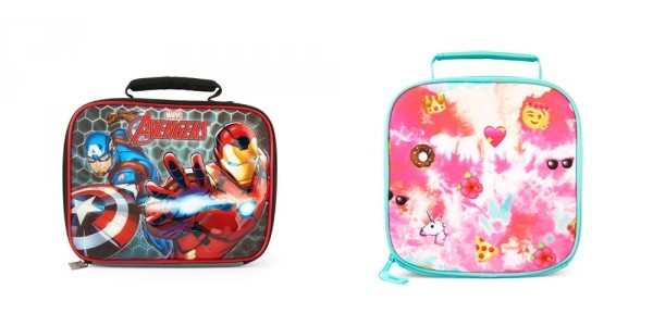 Fun Designs And Character Lunch Boxes $5-$6 + Free Shipping @ Children's Place