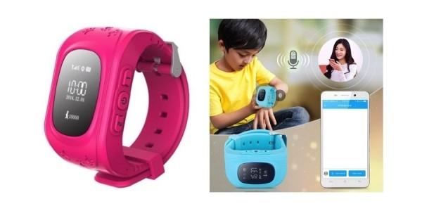 Kids Anti-Lost GPS Smart Watch $27 Shipped @ Walmart