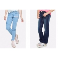 Jeans $12 + 75% Off Clearance @ Justice