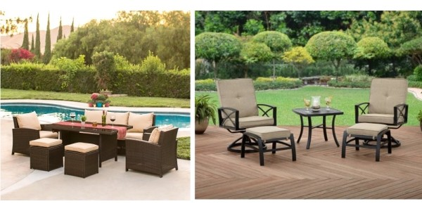 Up To 75% Off Outdoor Furniture + Free Shipping @ Walmart