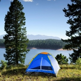 Happy Camper 2 Person Tent $19 @ Amazon