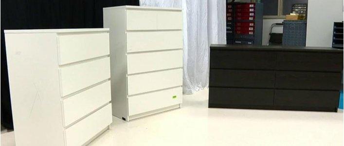 Ikea Recalls 29 Million Dressers