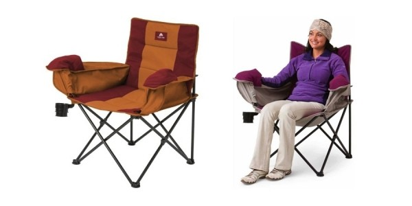 Ozark Trail Cold Weather Chair Just $15 @ Walmart