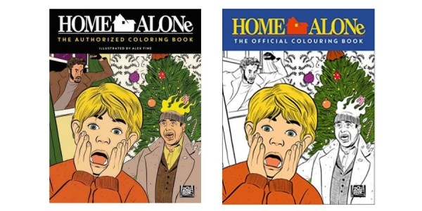 Home Alone Coloring Book Only $10 @ Target