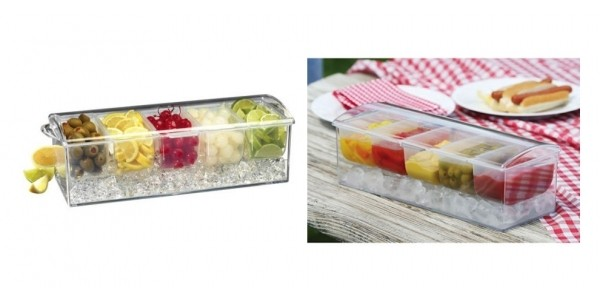 Chilled Condiment Caddy Just $20 @ Amazon