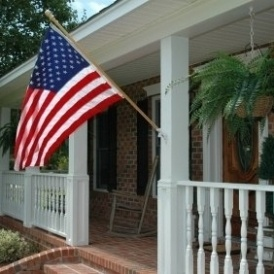 5' American Flag Just $11 @ Amazon