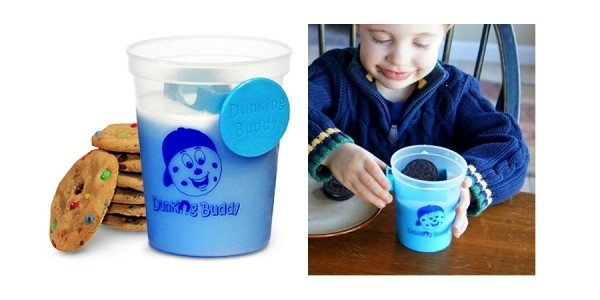 Dunking Buddy Magnetic Cookie Dunker $9 @ Amazon