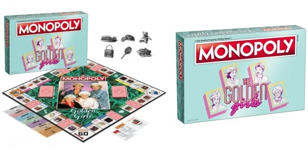 The Golden Girls Monopoly Board Game $32 @ Amazon
