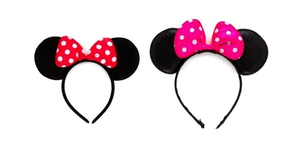 Minnie Mouse Style Headbands Just $1.75 w/ Code @ Hollar