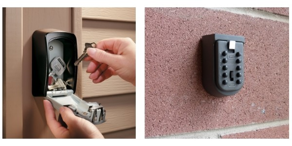 Outdoor Combination Key Safe Box $20 + Free Shipping @ Walmart