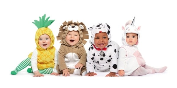 60% Off Halloween Costumes & Apparel (Including PJ's) Today Only @ Carter's