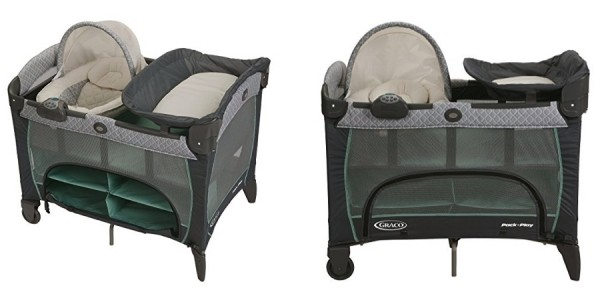 Graco Pack 'n Play Playard with Newborn Napper Station Just $64 Shipped (reg. $180) @ Amazon
