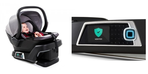Save $100 Off This 4moms Self-Installing Safety Car Seat @ Amazon