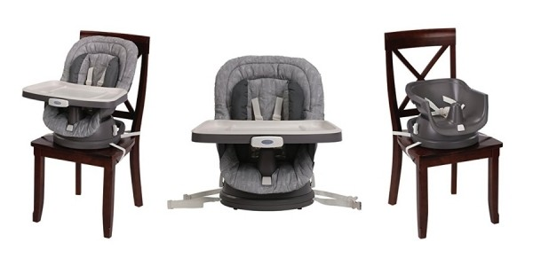 Graco Swiviseat 3-in-1 Booster Seat $39 + Free 2-Day Shipping @ Walmart