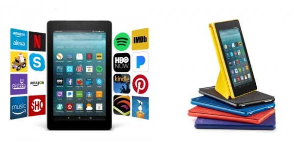 Amazon Fire 7 Tablets Only $34.99 Each @ Amazon