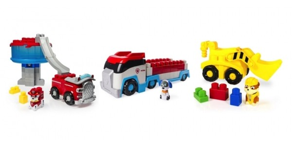 Today Only! 50% Off Paw Patrol Ionix Building Sets - Priced from $7 @ Toys R Us