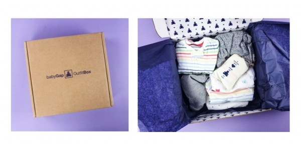 New! Baby GAP Outfit Box Subscription - Try & Buy or Return What You Don't Want @ GAP