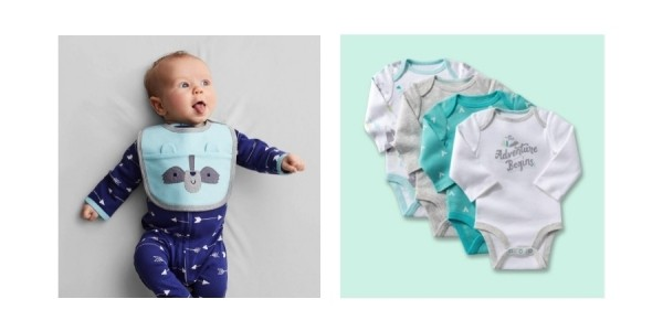 Free $5 Gift Card When You Spend $20+ On Baby Clothing @ Target