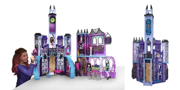 Monster High Deluxe High School Play Set Just $40 Shipped (reg. $130) @ Amazon