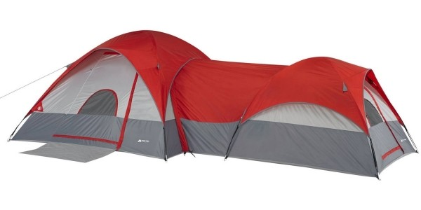 Ozark Trail 8-Person Dome ConnecTent with Tunnel Just $53 Shipped (reg. $103) @ Jet