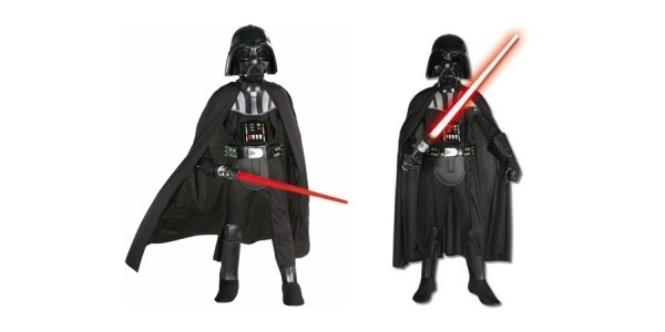 Kids Darth Vader Costume & More Just $9.99 Shipped @ Newegg