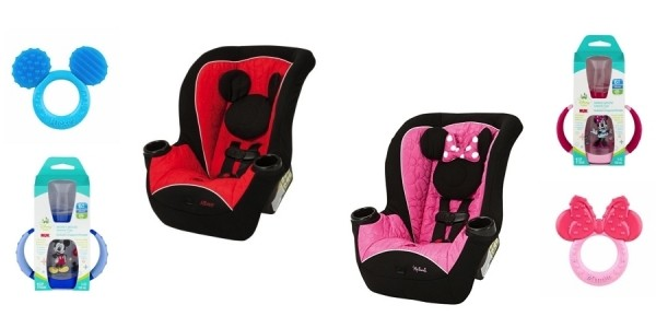 Disney Mouseketeer Convertible Car Seat Bundle Just $50 Shipped @ Walmart