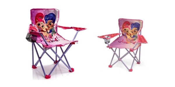 Shimmer & Shine Fold & Go Chair Just $3.99 (reg. $19) @ Burlington