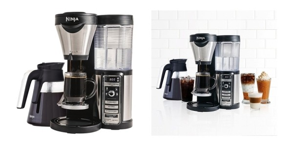 Ninja Coffee Bar Brewer With Glass Carafe $109.99 Today Only @ Amazon