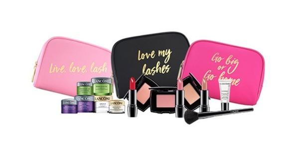 Free Lancome Gift Set With Any $35+ Purchase + Free Shipping @ Bon-Ton
