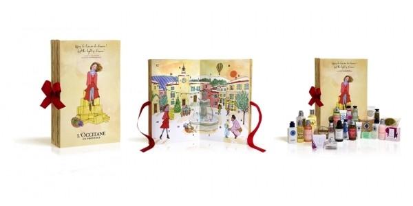 Signature Beauty Calendar Just $69 Shipped (reg. $104) @ L'Occitane