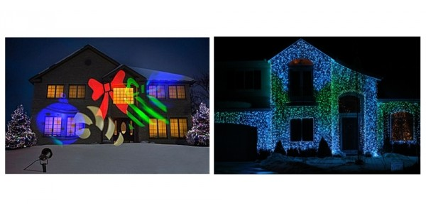 BOGO Free Holiday Laser Projection Lights + Free Shipping @ Staples