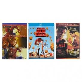 Blu-Rays & DVD's Just $4 at Hollar
