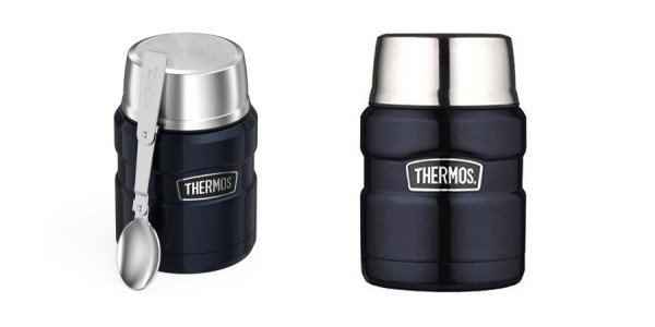 Thermos Stainless King Food Jar w/ Spoon $16 @ Amazon