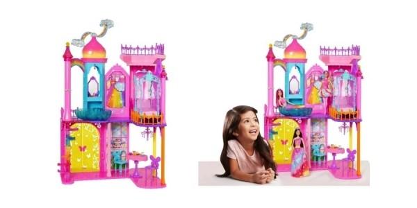 Barbie Rainbow Cove Princess Castle Playset $30 @ Walmart