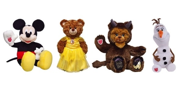 Disney Days Sale (Online Only) + 2 for $35 & Buy One, Get One $10 Bears @ Build-A-Bear Workshop