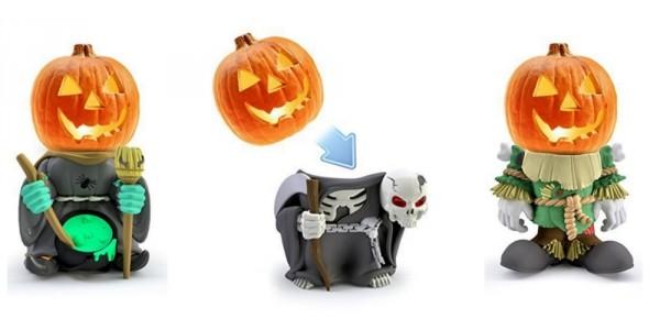Pumpkin People Jack O'lantern Body Stand $20 + Free Shipping (Reg. $45) @ Deal Genius