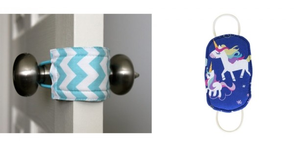 Unicorn Baby Door Silencer Plus Other Cute Prints $10 @ Amazon