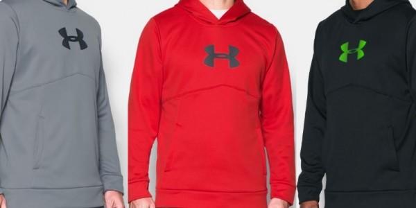 Men's Under Armour Storm Fleece Hoodies Only $25 (Reg. $55) @ Under Armour